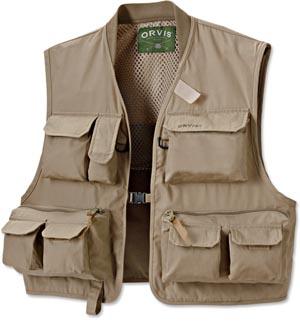 Orvis Clearwater Vest from W. W. Doak