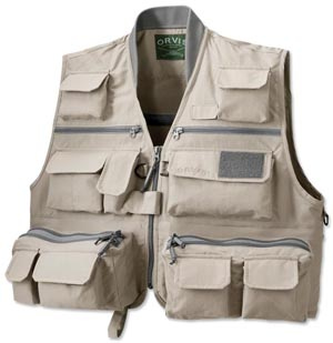 Lightweight Tac-L-Pak Vest from W. W. Doak