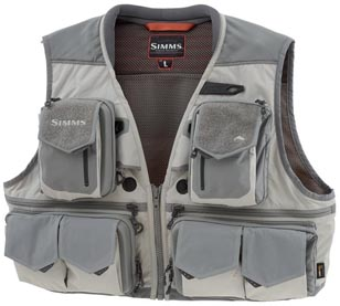 Simms G3 Guide Vest from W. W. Doak