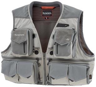 Simms G3 Guide Vest from W. W. Doak