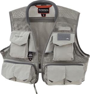 Simms Headwaters Pro Mesh Vest from W. W. Doak