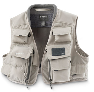 Simms Vertical Guide Vest<br><em>2012 Style</em> from W. W. Doak