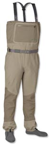 Silver Sonic Convertible-Top<br>Men&#039;s Waders from W. W. Doak