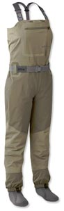 Orvis Silver Sonic Convertible-Top<br>Women's Waders from W. W. Doak