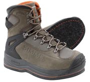 Simms G3 Guide<br>Felt Sole Wading Boot<br><em>2017 Model</em> from W. W. Doak