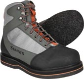 Simms Tributary<br>Felt Sole Wading Boot from W. W. Doak