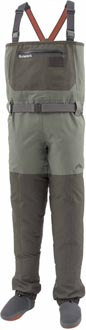 Simms Freestone<br>Stocking Foot Wader from W. W. Doak
