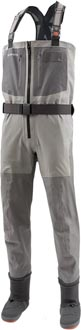 Simms G4Z<br>Stocking Foot Waders from W. W. Doak