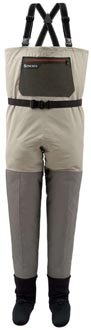 Simms Headwaters<br>Stocking Foot Waders from W. W. Doak