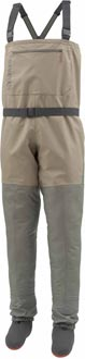 Simms Tributary<br>Stocking Foot Wader from W. W. Doak