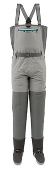 Simms Women's Freestone<br>Stocking Foot Waders<br><em>2018 Model</em> from W. W. Doak