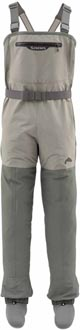 Simms Women's Freestone<br>Stocking Foot Waders<br><em>2020 Model</em> from W. W. Doak