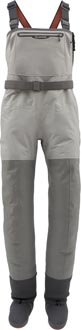 Simms Women's G3Z<br>Stocking Foot Waders from W. W. Doak