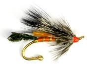Rusty Rat Brooch from W. W. Doak