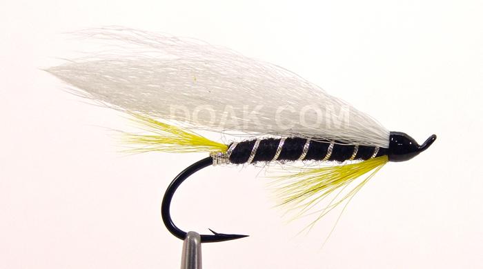 Trout Big-Trout-Killer makuscha Streamer # 6 Sea-Bach-Rainbow-Salmon 3 St