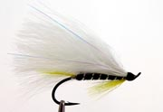 Marabou Black Ghost from W. W. Doak