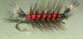 Red Whiskers<br>Brown Hackle from W. W. Doak